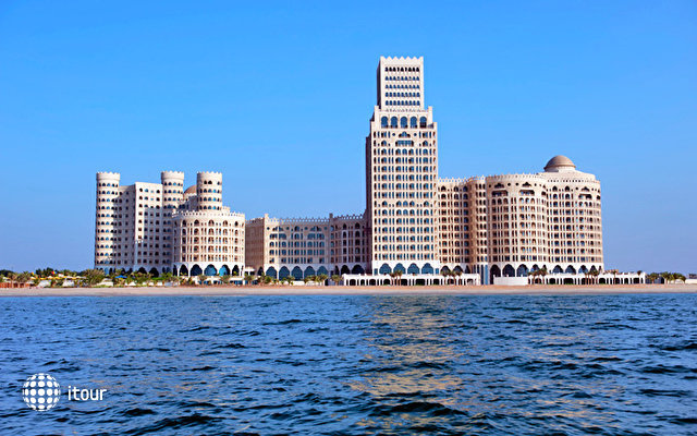 Al Hamra Palace Beach Resort (ex. The Palace) 1