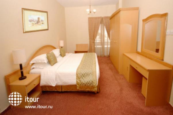Emirates Springs Hotel Apart 3
