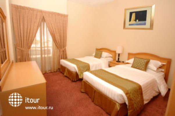 Emirates Springs Hotel Apart 4