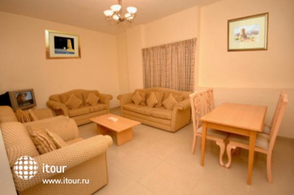Emirates Springs Hotel Apart 5
