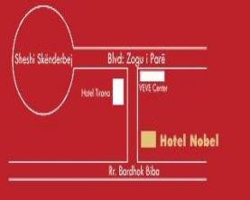 Nobel Hotel Tirana 5