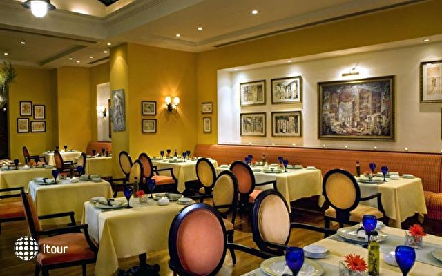 Sheraton Amman Al-nabil Hotel 8