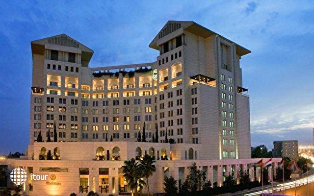 Sheraton Amman Al-nabil Hotel 1