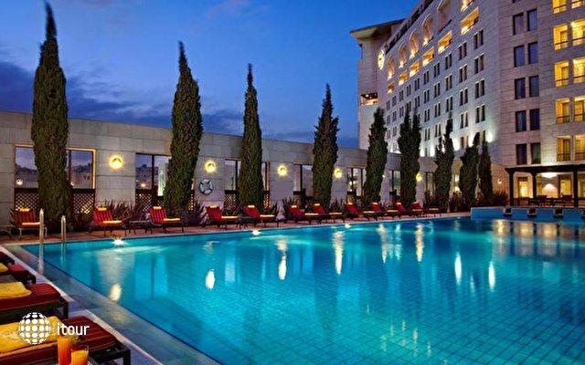 Sheraton Amman Al-nabil Hotel 4