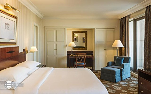 Sheraton Amman Al-nabil Hotel 10