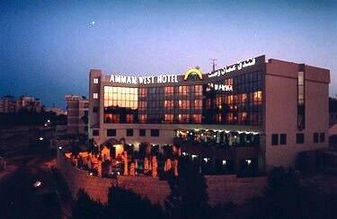 West Hotel Amman 10