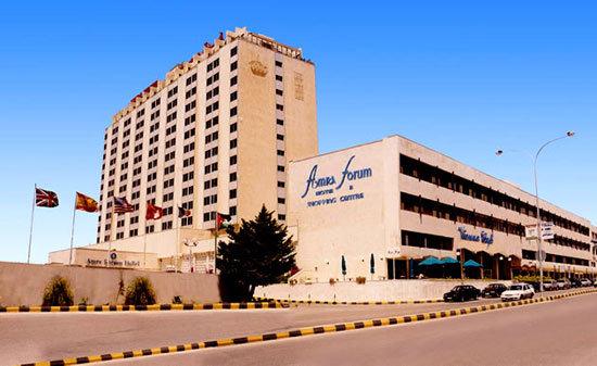 Crowne Plaza  Amman 9