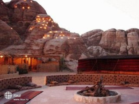 Seven Wonders Bedouin Camp 2