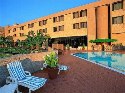 Petra Crowne Plaza Resort 1