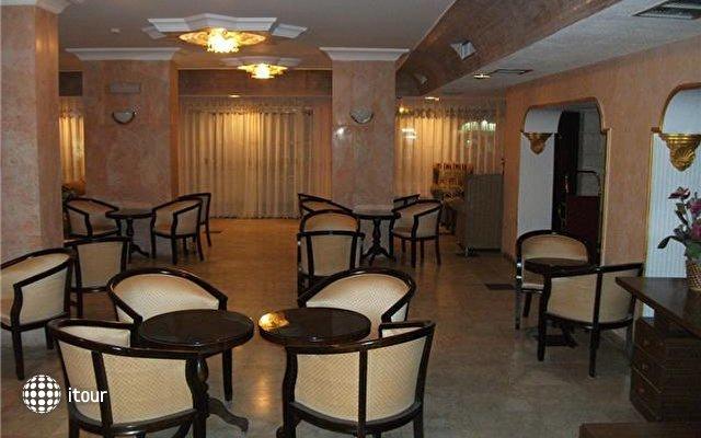 Crystal Hotel International 1
