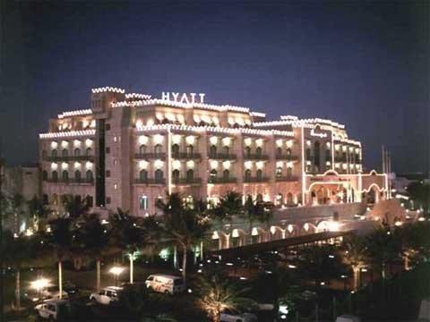 Grand Hyatt Muscat 2
