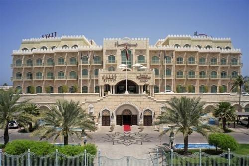 Grand Hyatt Muscat 5