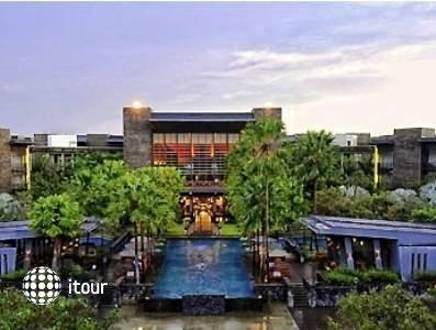 Novotel Palembang Hotel & Residence 1