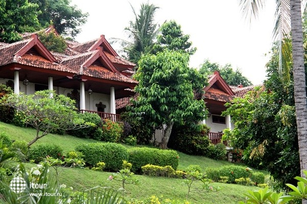 Puri Bunga Beach Cottages 1