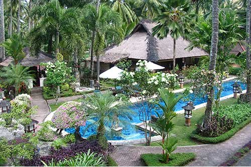 Puri Mas Beach Resort 5