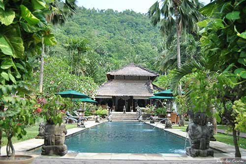 Puri Mas Beach Resort 2