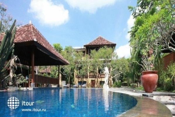 Villa Sayang Boutique Hotel & Spa 8