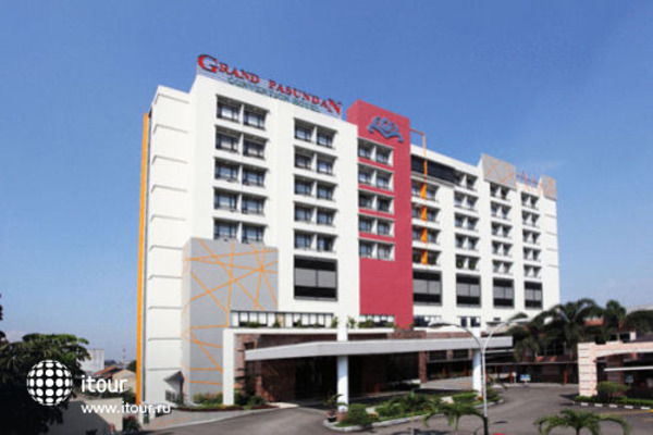 Grand Pasundan Convention Hotel 1
