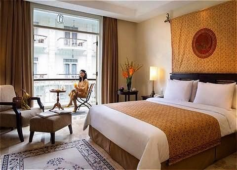 The Phoenix Hotel Yogyakarta 2