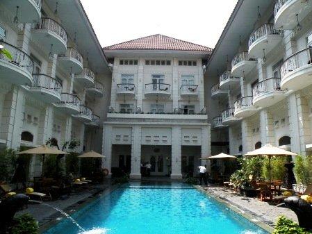 The Phoenix Hotel Yogyakarta 1