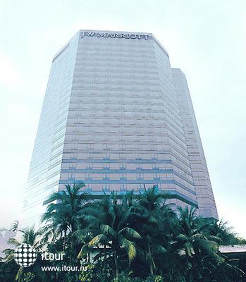 Jw Marriott Hotel Surabaya 2