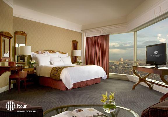 Jw Marriott Hotel Surabaya 4