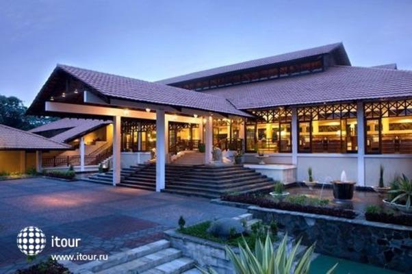 Sheraton Bandung Hotel & Towers 10
