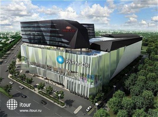 Crowne Plaza Semarang 1