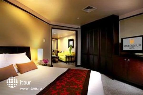 Millennium Hotel Sirih Jakarta 3
