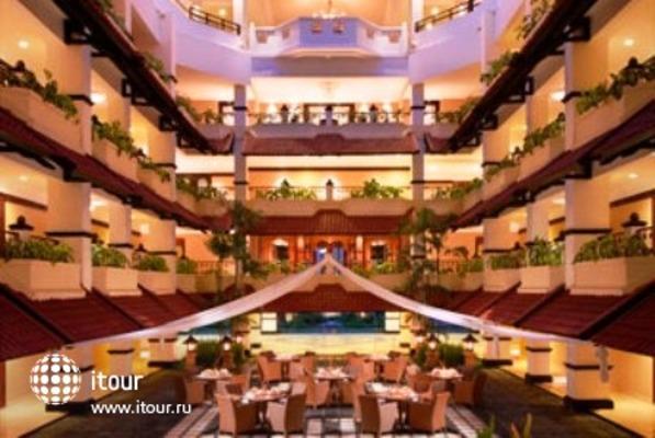 Sheraton Mustika Yogyakarta Resort And Spa 2