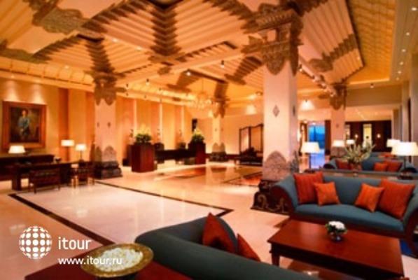 Sheraton Mustika Yogyakarta Resort And Spa 6