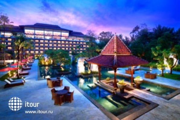 Sheraton Mustika Yogyakarta Resort And Spa 1