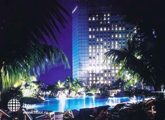 Grand Hyatt Jakarta 6