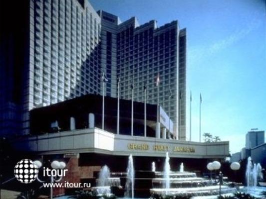Grand Hyatt Jakarta 1