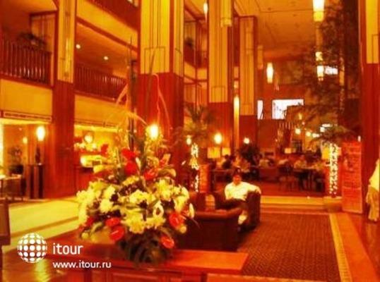 Redtop Hotel Jakarta 5