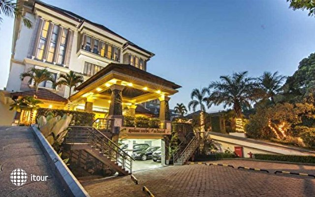 Arion Swiss Belhotel Bandung 1