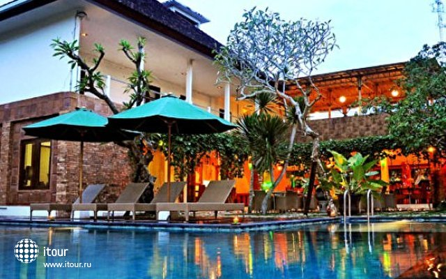 Pertiwi Resort & Spa 1