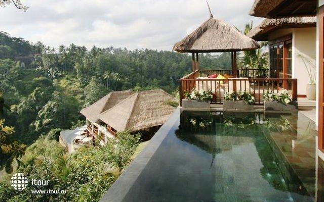Ubud Hanging Gardens 1