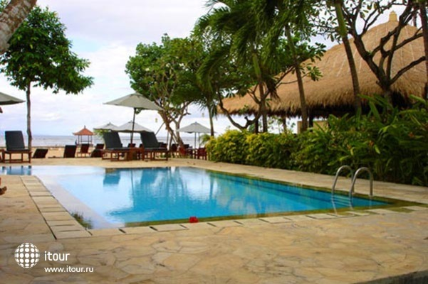 The Benoa Beach Front Villas 2