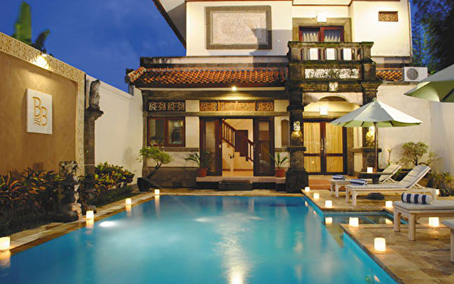 The Batu Belig Hotel & Spa 1