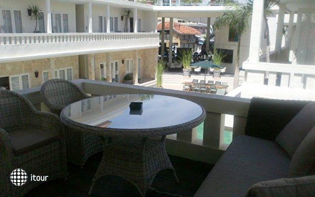 Courtyard Hotel & Apartment (ex. Pura Bagus Taruna) 8