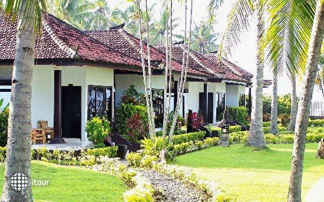 Medewi Beach Cottages 1