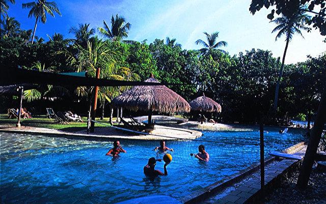 Bali Hai Tide Hut 2
