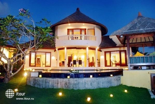 Ocean View Frangipani Villa & Spa 1