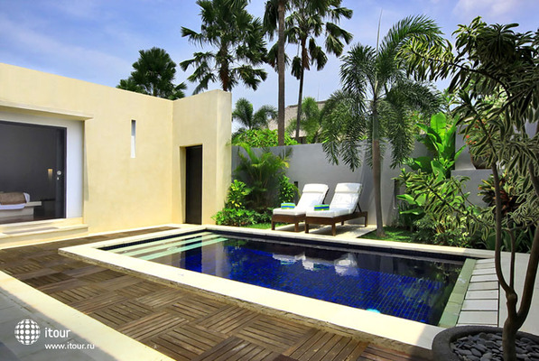 The Seminyak Suite Private Villas 2