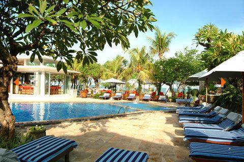 Kuta Sea View Boutique Resort & Spa 8