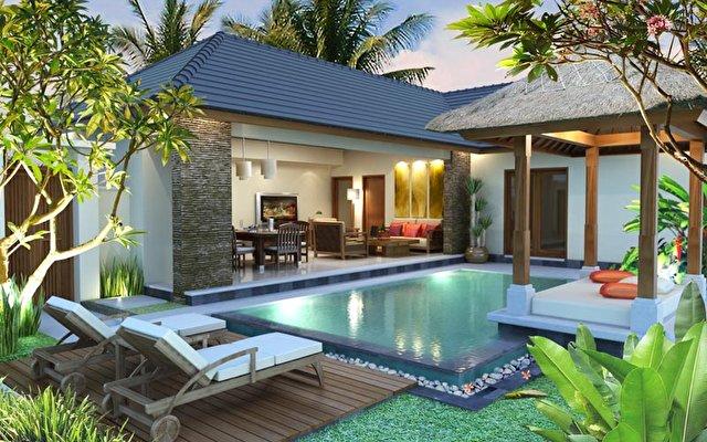 Buddha Garden Villa 1