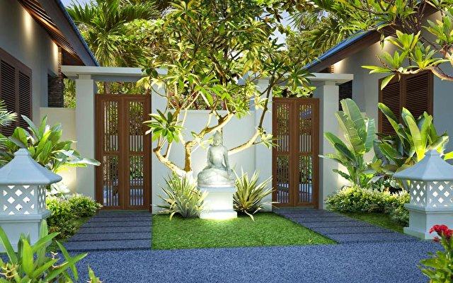 Buddha Garden Villa 8