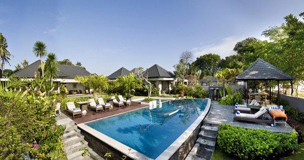 Sanur Royal Beach Villa 1