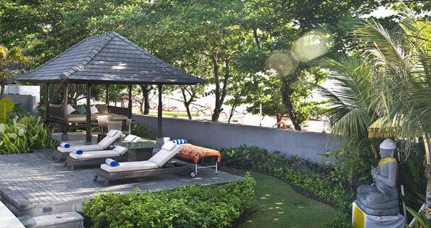 Sanur Royal Beach Villa 4